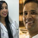 Nathália Oliveira e Rodrigo Medina