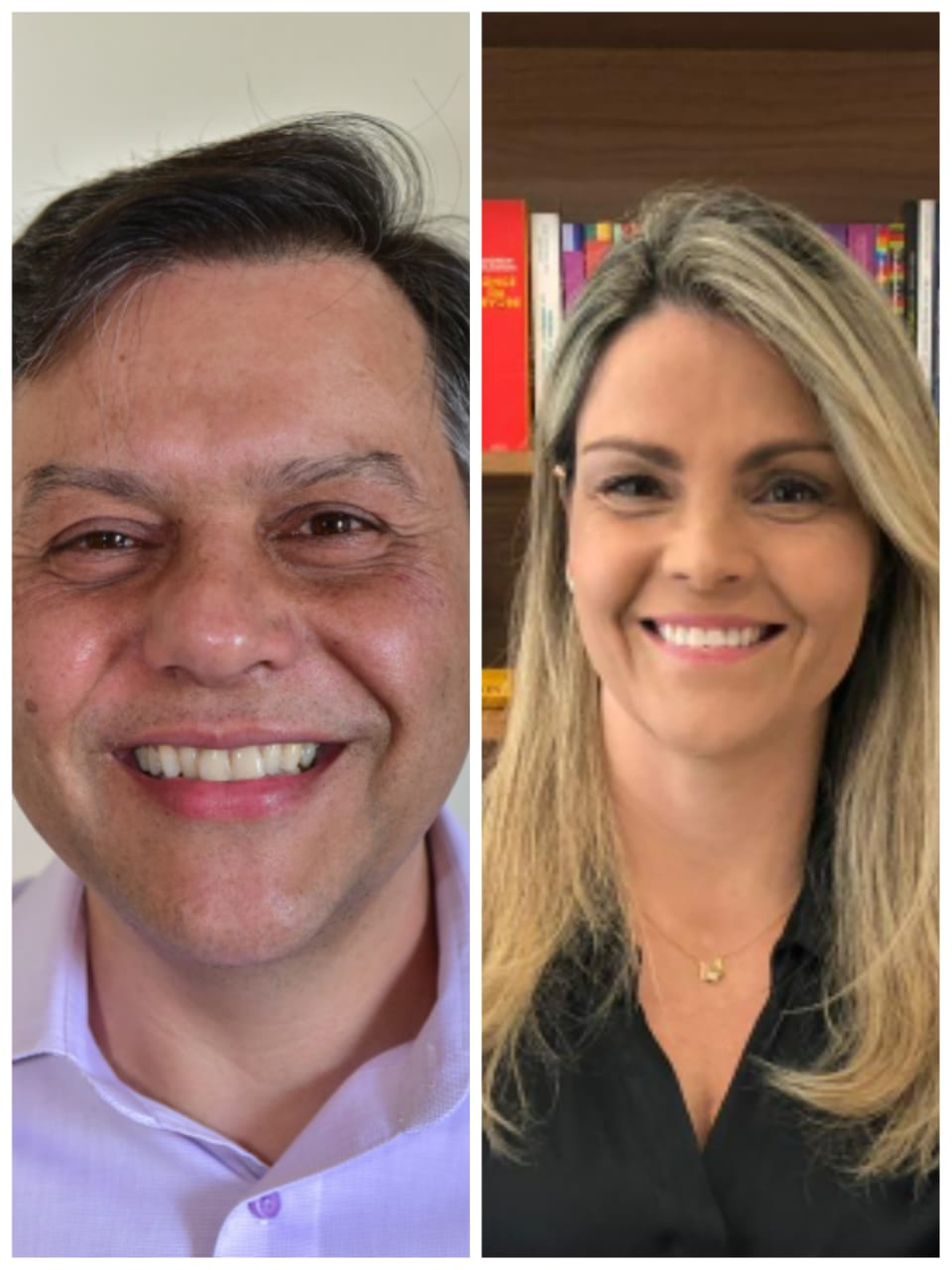 Marco Aurélio Mendes & Andrea Caroli