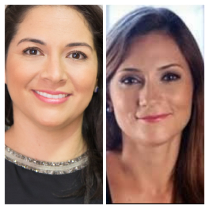 Márcia Verônica de Paiva Machado e Maria Celeste Airaldi