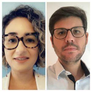 Priscila Richter e Gabriel Vilela Sêda