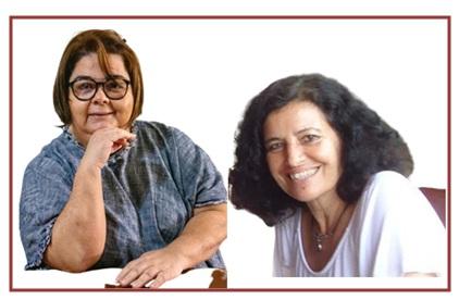 Andrea Freire e Maria Nazareth Barcellos
